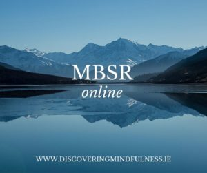 MBSR Online with Sheena Burke September 2020