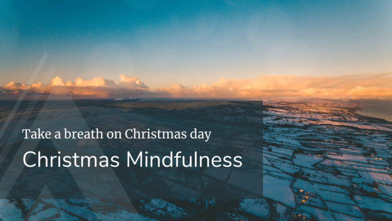 Christmas Day 2020 Online Mindfulness Sessions