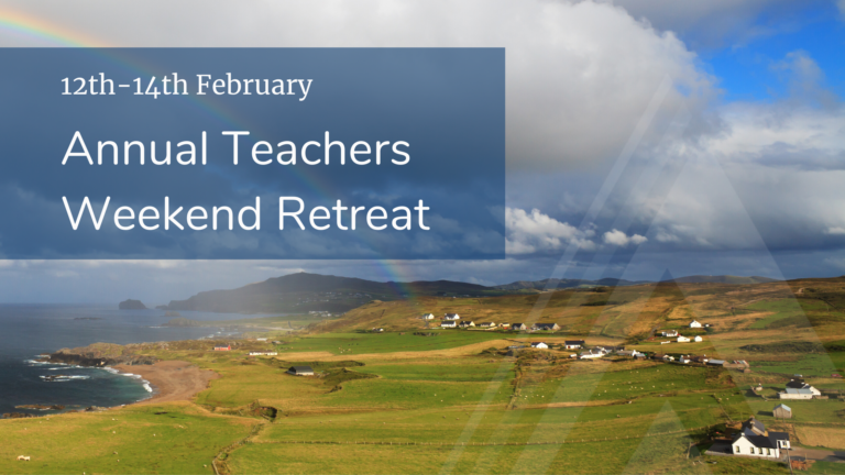 Annual Teachers Weekend Retreat | February 2021